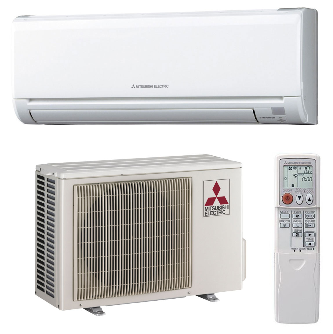 MITSUBISHI ELECTRIC inverter